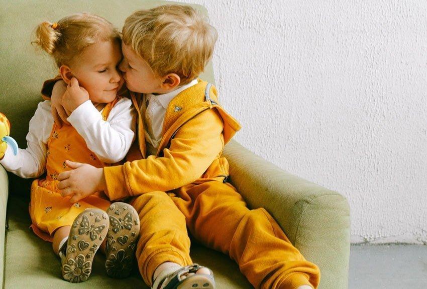 Primer contacto sexual en la infancia
